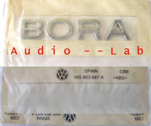 emblema nuevo para vw bora, jetta original
