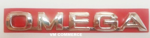 emblema omega cromado linha 98