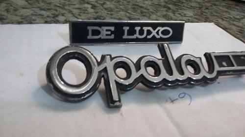emblema opala ( bandeirinha ) original - 30,00 cada