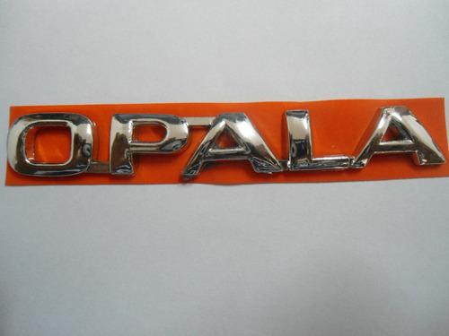 emblema opala p/ chevrolet linha especial g3 - bre