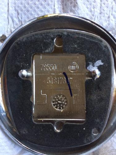 emblema original da grade palio/siena fire de 2005/2016