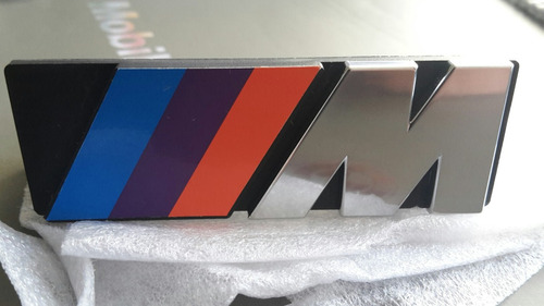 emblema original parilla bmw e21/e30,e28,e34, etc.