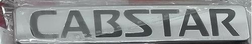 emblema palabra cabstar de nissan de lujo envio gratis