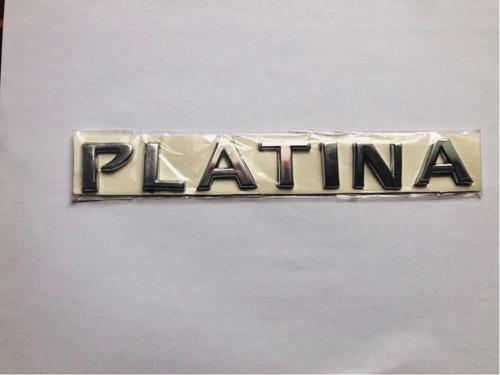emblema para auto nissan platina