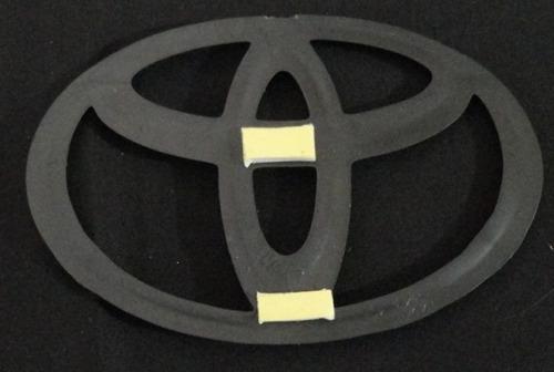 emblema parrilla toyota taiwanes mide 9 x 6 cms 15v
