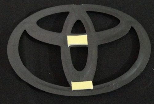 emblema parrilla toyota taiwanes mide 9 x 6 cms
