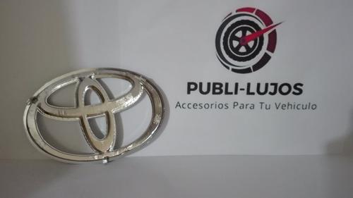 emblema persiana toyota hilux vigo homologado nuevo