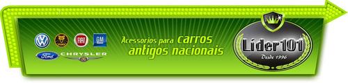 emblema (plaqueta) gt do paralamas corcel/maverick