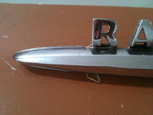 emblema rambler 440