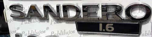 emblema renault sandero 1.6 nuevo preguntar otros leer publi