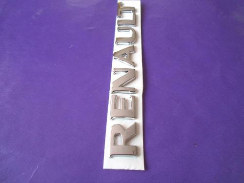 emblema renault sandero logan clio duster megane fluence