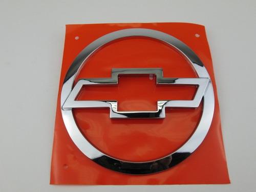 emblema simbolo redondo cromado vazado montana