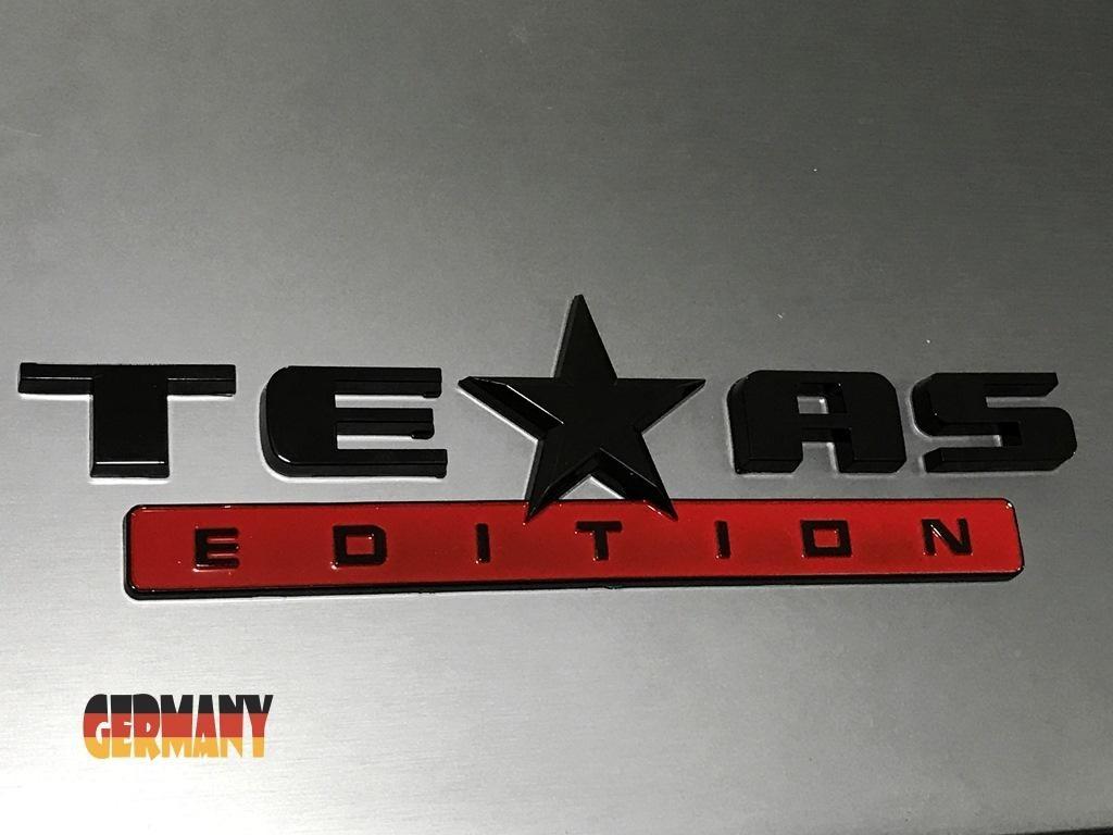 Emblema Texas Edition Americam Ford F250 Dodge Hillux Ranger R 79 F 250 Carregando Zoom