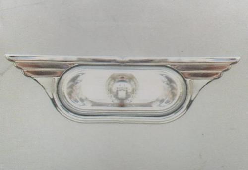 emblema tipo alas para luz direccionales laterales jetta a4