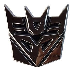 Emblema Transformers 3d