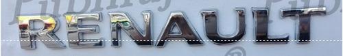 emblema trasero renault duster koleos megane envio gratis