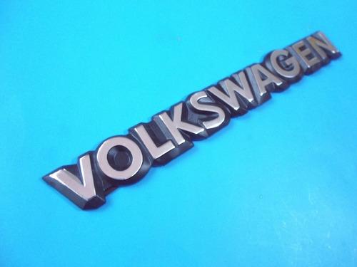 emblema volkswagen  combi caribe atlantic cajuela vw