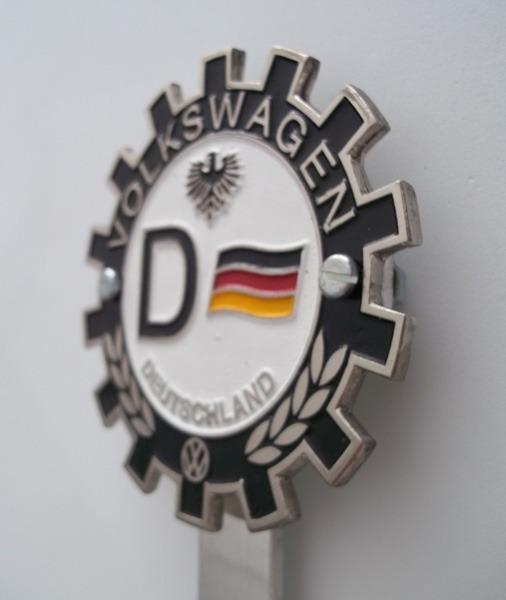 emblema volkswagen deutschland 1 en mercado libre. Black Bedroom Furniture Sets. Home Design Ideas