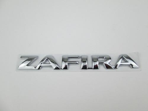 emblema zafira