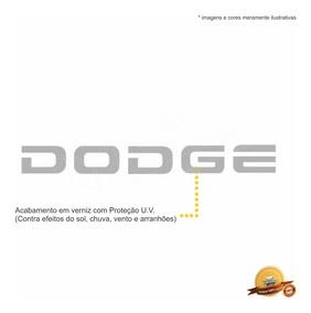 Emblema/adesivo Dodge Dakota