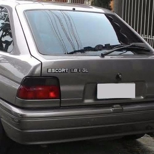 emblemas escort 1.8i gl + ford - 1993 à 1996