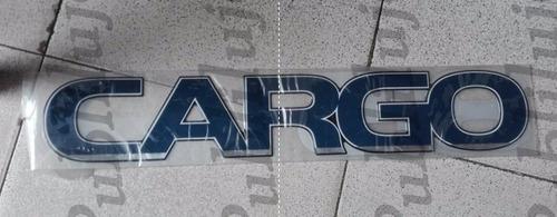 emblemas ford cargo 815 camion original fotos reales promo
