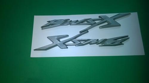 emblemas moto bwis x