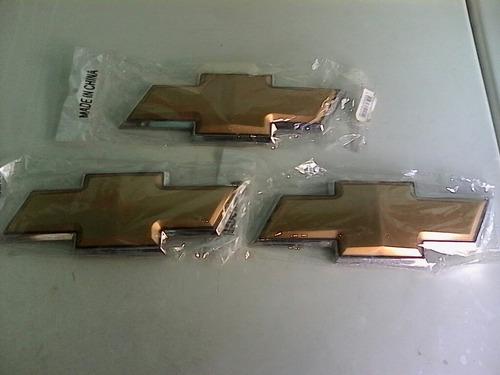emblemas para  chevrolet pequeños