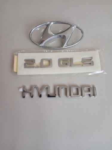 emblemas para hyundai elantra o getz