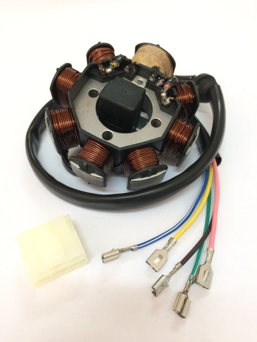 embobinado 5 cables jaguar 150