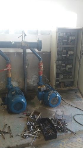 embobinado de bombas de agua y motores eléctricos