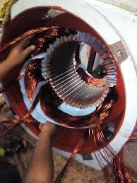 embobinados de motores