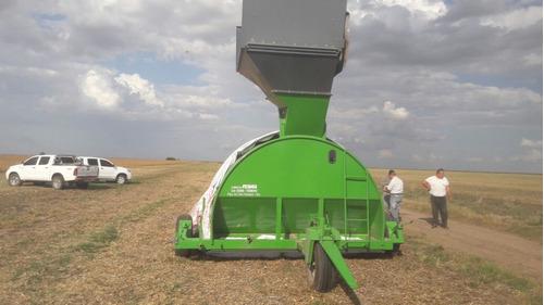 embolsadora de grano