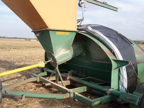 embolsadora de grano seco agrotec usada