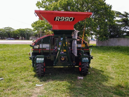 embolsadora de granos enteros richiger r-990