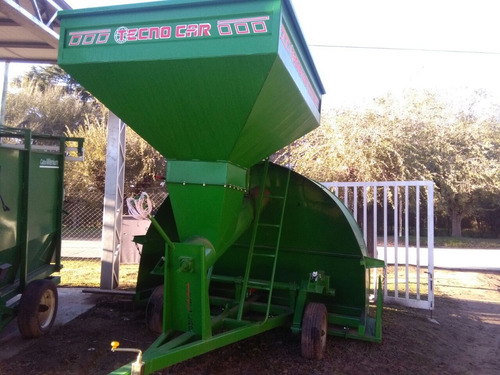 embolsadora de granos secos tecno car