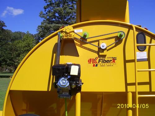 embolsadora embutidora fiber k sin tractor 9 pies
