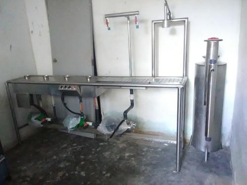 embotelladora de agua potable
