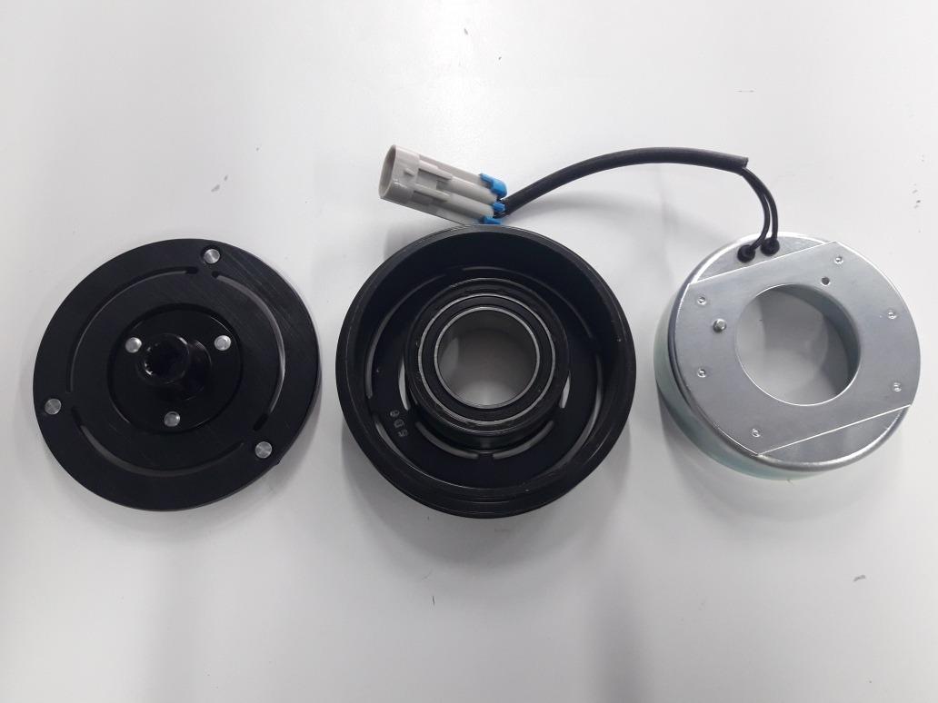 Relacion de poleas para compresor de aire