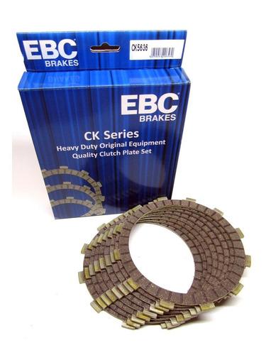 embrague juego discos ebc bmw g 650 gs (r13) 08-16