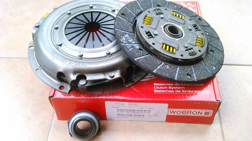 embrague wobron renault laguna 2.0 rti-rxe motor volvo n7q