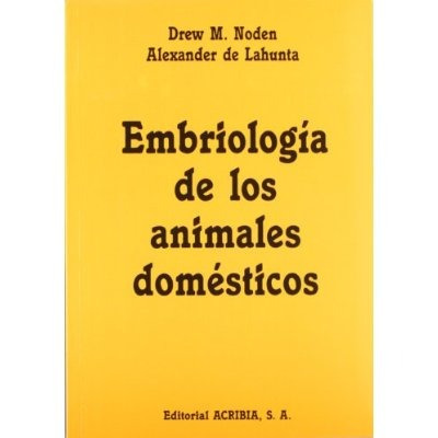 embriologia de los animales domesticos noden