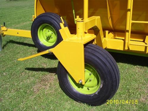 embutidora de granos sin tractor fiber-k 9 pies energia 0