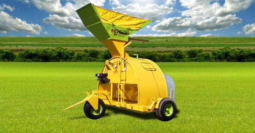 embutidora de granos sin tractor fiber k f.h.s.c. 02. 9 pies