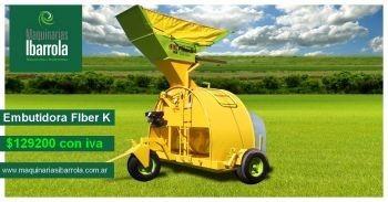 embutidora fiber k sin tractor