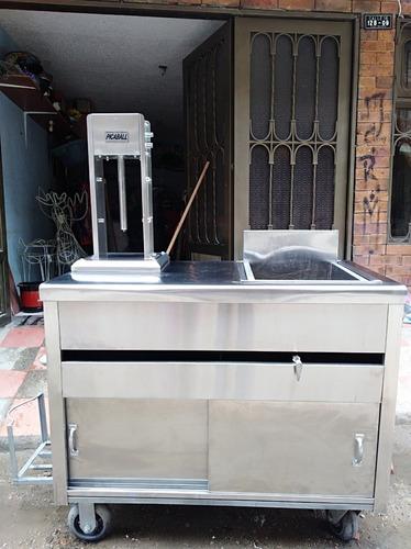 embutidora vertical con mesa sop - unidad a $800000