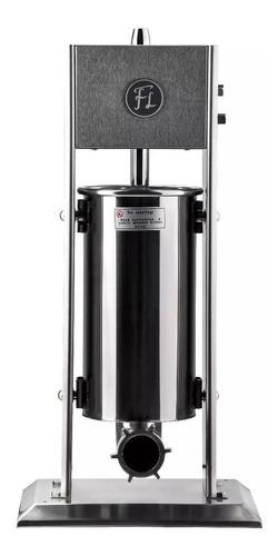 embutidora vertical manual fineschi 5 litros con 4 picos