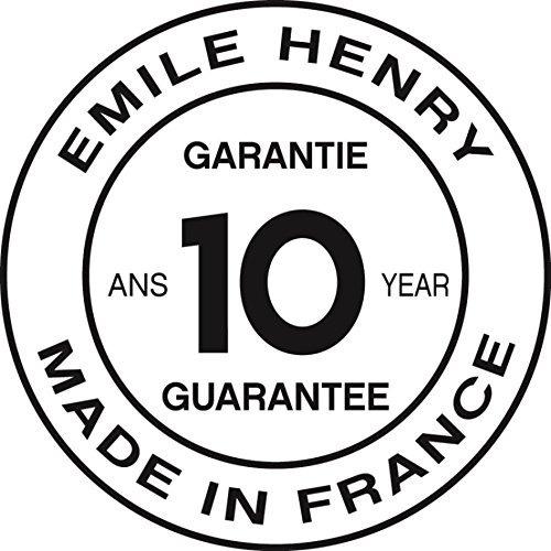 emile henry made in france hr modern classics pequeño rectan