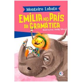 Emília No País Da Gramatica -