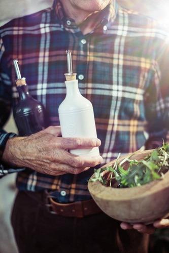 emilio henry hecho en botella de aceite de fr + envio gratis